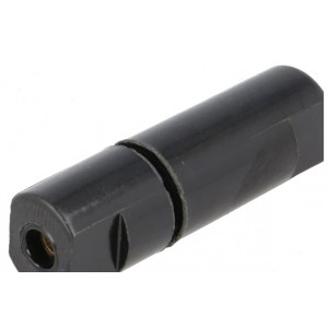 Ασφαλειοθήκη κυλινδρική αγωγού για ασφάλεια 5x20mm