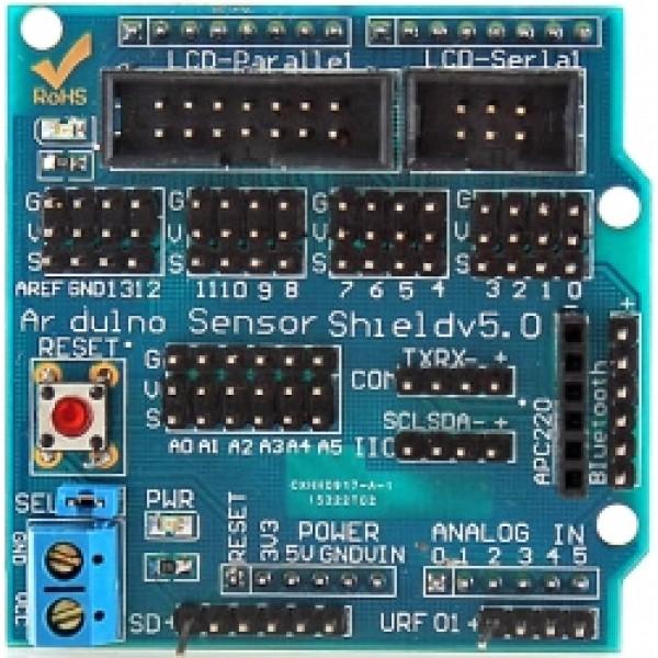 SENSOR SHIELD 5V v5.0