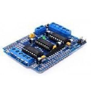 Arduino - L293D ΚΥΚΛΩΜΑ ΟΔΗΓΗΣΗΣ ΚΙΝΗΤΗΡΑ SERVO