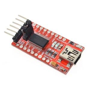 Ετοιμα κυκλωματα - FT232RL USB TO TTL