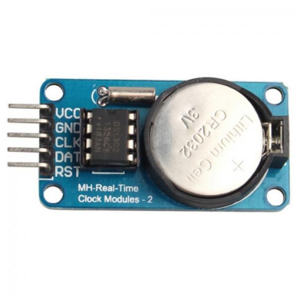 Ετοιμα κυκλωματα - DS1302 RTC REAL TIME CLOCK MODULE