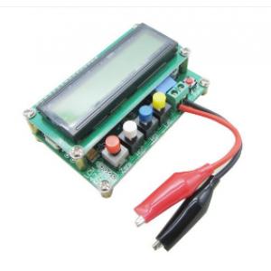 Ετοιμα κυκλωματα - High precision digital inductance capacitance table LC100-a LC100A LC100-s inductance capacitance meter