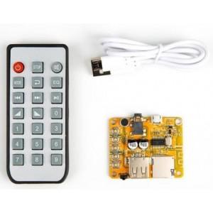 Ετοιμα κυκλωματα - Bluetooth audio receiver board, AUX car audio modification, lossless Bluetooth receiver, MP3 decoder board