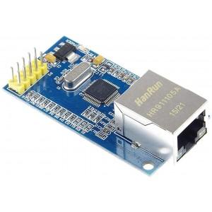 Ετοιμα κυκλωματα - SPI TO ETHERNET TCP/IP W5500 MODULE