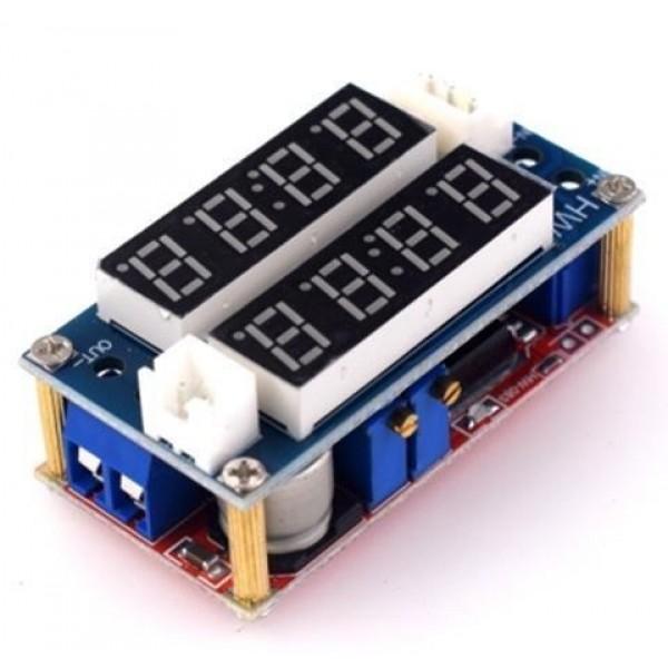 Ετοιμα κυκλωματα - XL4015 Module with Dual Display