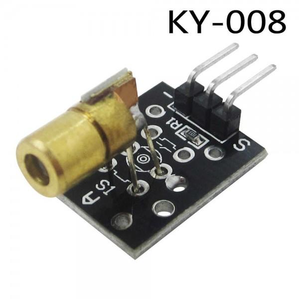 Ετοιμα κυκλωματα - KY008 LASER MODULE