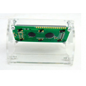 Ετοιμα κυκλωματα - LCD 1602 SHELL CASE HOLDER