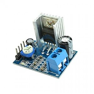 Ετοιμα κυκλωματα - AUDIO AMPLIFIER TDA2030 6-12V 18W