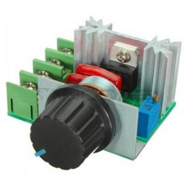 Ετοιμα κυκλωματα - DIMMER SCR 220V 2000W