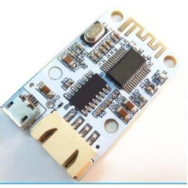 Ετοιμα κυκλωματα - Mini Bluetooth audio digital USB power amplifier board