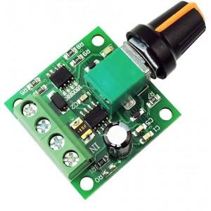 Ετοιμα κυκλωματα - PWM CONTROL MOTER 1.8/3/5/6/12VDC 2A
