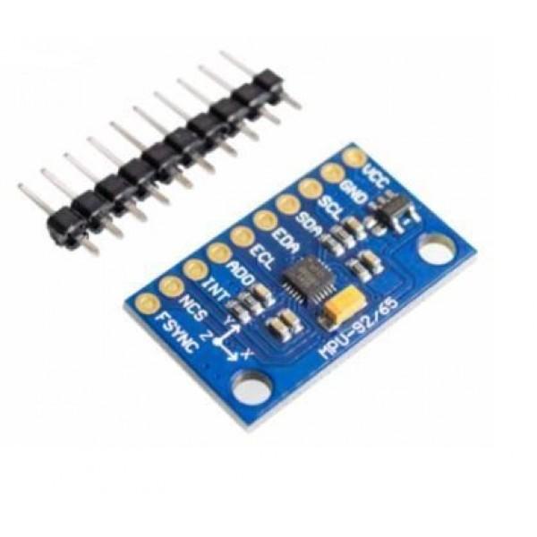 Ετοιμα κυκλωματα - MPU9250 9-Axis Attitude +Gyro+Accelerator+Magnetometer Sensor Module
