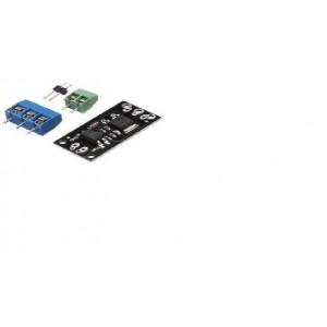 Arduino - LR7843 ΚΥΚΛΩΜΑ ΕΛΕΓΧΟΥ MOSFET